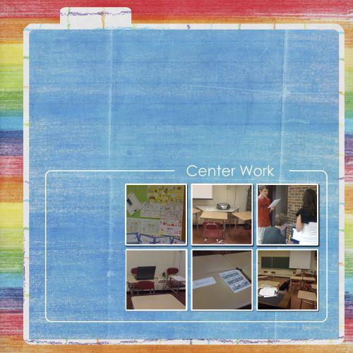 Centerwork